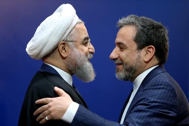 APTOPIX Mideast Iran Nuclear