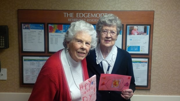 valentine's day seniors mother mary greene school