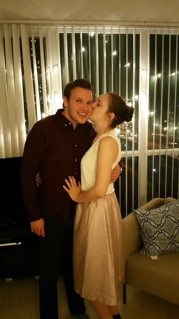 First kiss Toronto