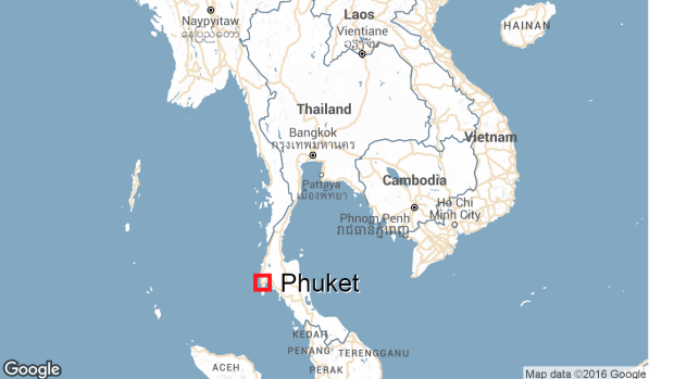 Thai police say the Canadian Embassy in Bangkok and the family of the deceased have been notified.