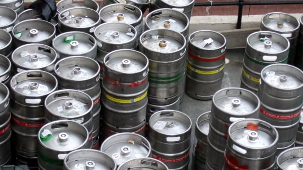 Disorganized, missing and misplaced kegs can be a real nightmare for craft brewers, says Ryan Stratton. That's why his company, Craftt, developed an app to help brewers keep track of them.