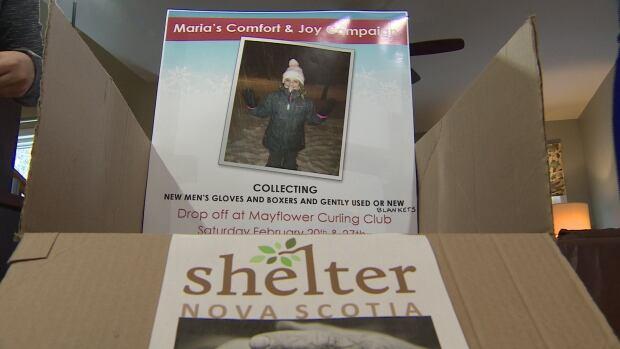 Maria's Comfort & Joy Campaign