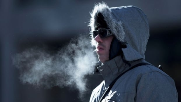It's expected to feel as cold as -25 or -30 with the windchill in much of P.E.I.