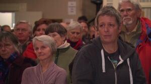 Bernard Cameron vigil Almonte Old Town Hall Feb 11 2016