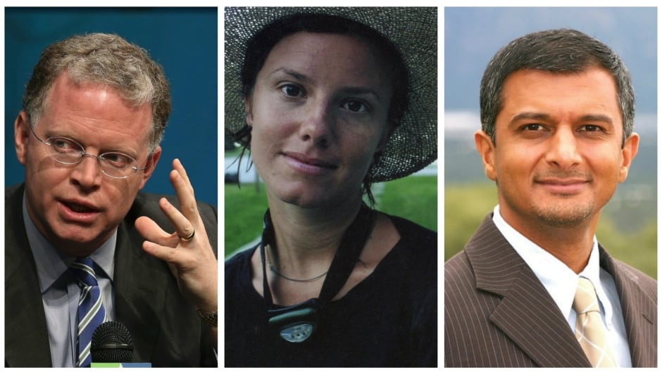 David Rohde, Sarah Shourd and Dilip Joseph all survived captivity in dangerous war zones.