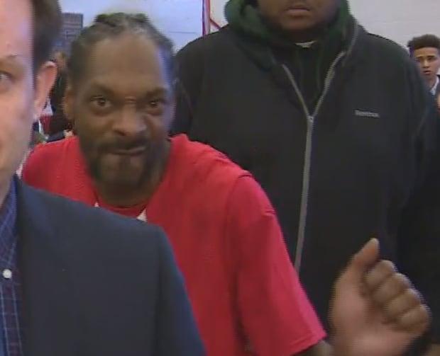 Greg Ross Snoop DOgg