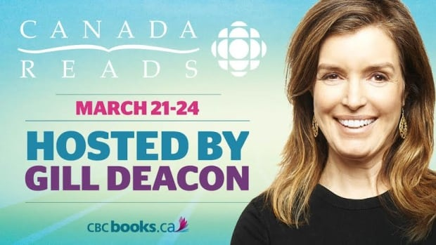 Gill Deacon Canada Reads Host