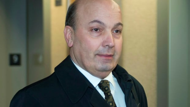 Former Montreal executive committee chairman Frank Zampino is among 8 people and one construction company accused in the Faubourg Contrecoeur affair.