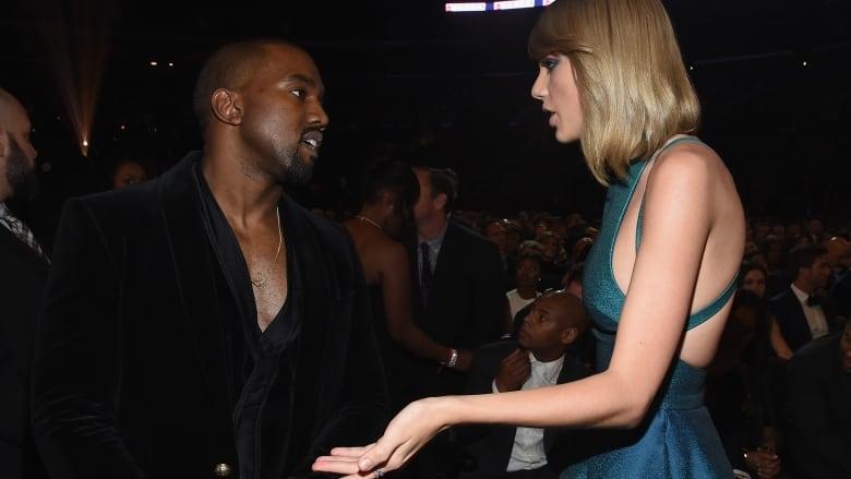 Kanye West Vs Taylor Swift Can Pop Stars Influence Politics Cbc Radio