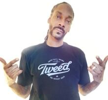 Snoop Dogg Tweet Shirt