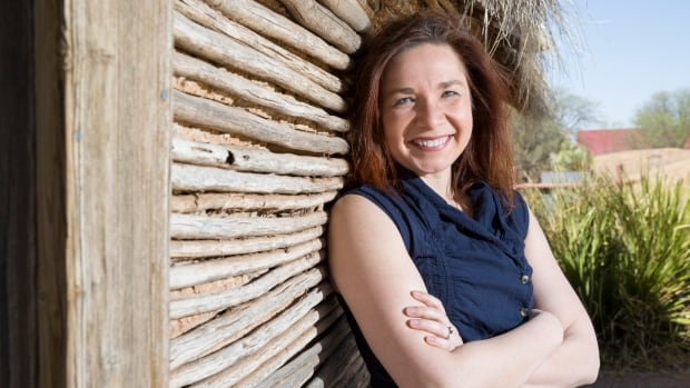 Katharine Hayhoe is one of the lead authors of the draft climate change report written by scientists from 13 U.S. federal agencies.