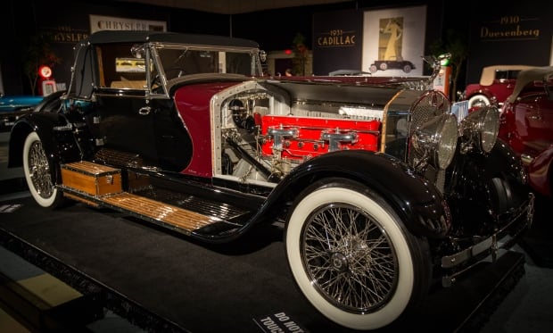 1928 Isotta Fraschini Tipo 8A SS