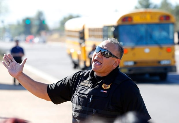 Arizona School Shooting
