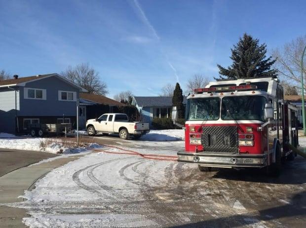 Regina fire crews called to 50 block of Rendek Cr.