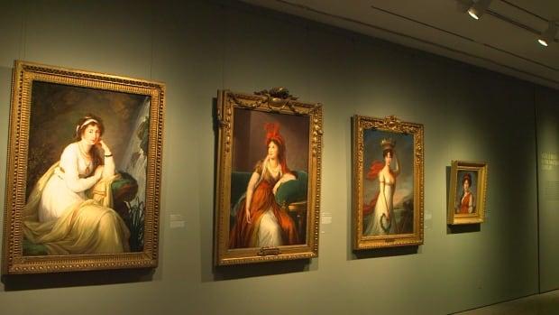 Élisabeth Louise Vigée Le Brun (1755–1842) Woman Artist in Revolutionary France opens on Feb. 15 in New York City's Metropolitan Museum of Art.