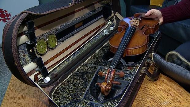Stradivarius case