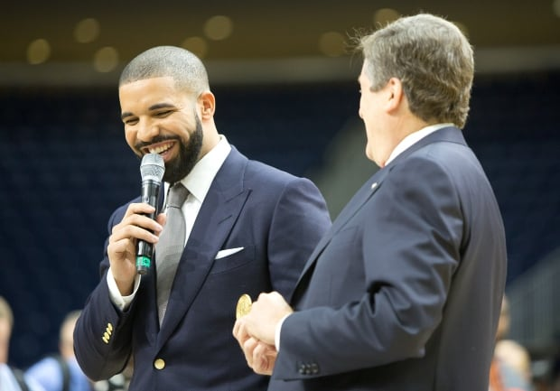 Drake NBA All-Star weekend