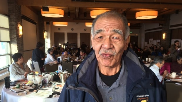 'The stress is insurmountable,' says Louis Tapardjuk, a board member of Inuit Uqausinginnik Taiguusiliuqtiit, at a conference of interpreters and translators in Iqaluit this week.
