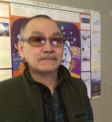 Lazarus Arreak Iqaluit Nunavut Feb. 12 2016