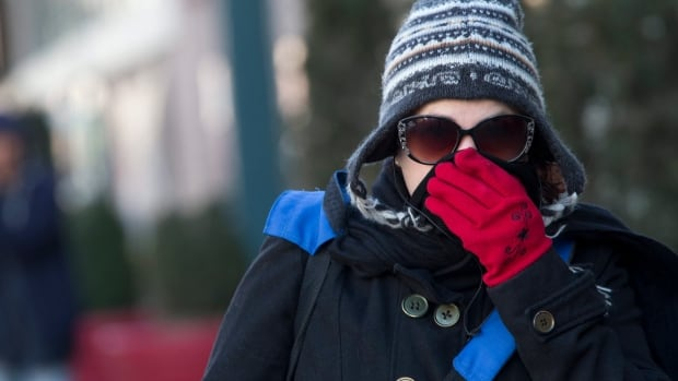 Another round of deep cold has descended on Manitoba.