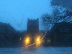 Heart - Fog - Regina - Valentine's Day - Window