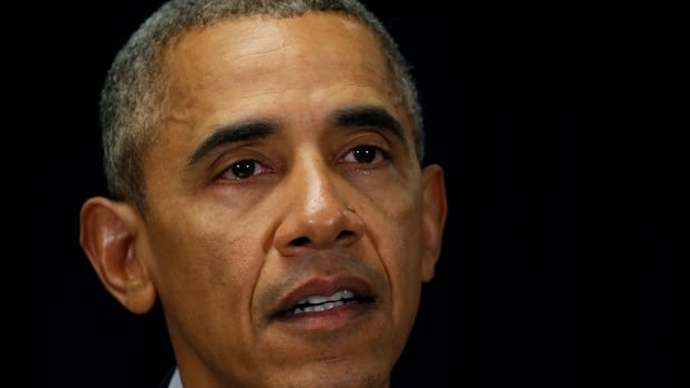 U.S. President Barack Obama is asking Russia to stop bombing 'moderate' Syrian rebels.