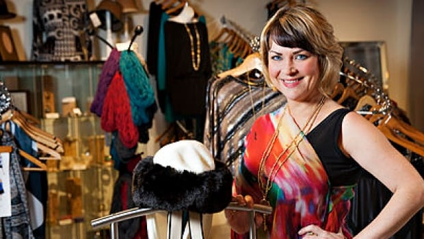 Lisa Drader-Murphy's new Toronto store will bear her name.