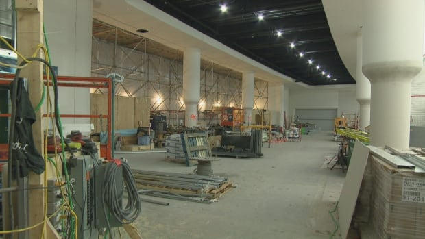 Construction is underway on the new Canada History Hall at the Canadian Museum of History. The exhibit is scheduled to open on Canada Day in 2017.