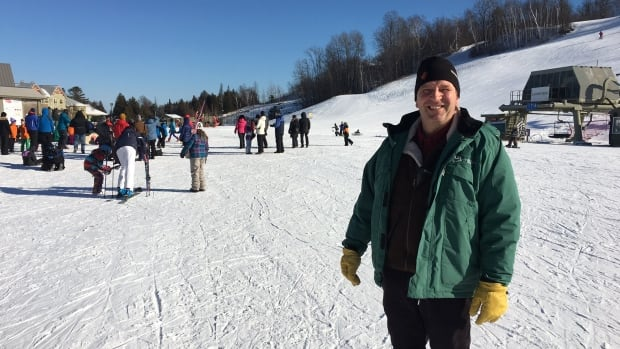 Michael Strauss, general manager of Calabogie Peaks Resort, says the resort changed to be more of a four-season venue in the early 2000s so it could be more versatile and less ski-dependent.