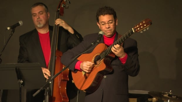 The Cuban Valentine event featured the prairie début of the Luis Mario Ochoa Cuban Quartet.