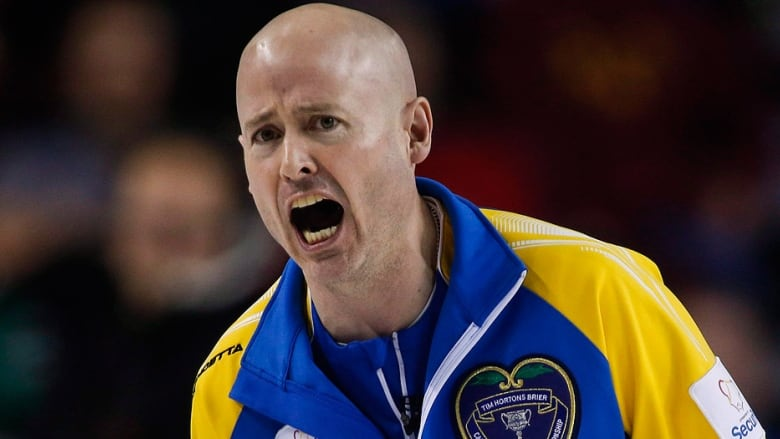 Kevin Koe Now Competing For Alberta Kevin Koe Won A Silver Ulu At The  Arctic Winter Games Alongside His Brother Jamie A Regular Brier Competitor For
