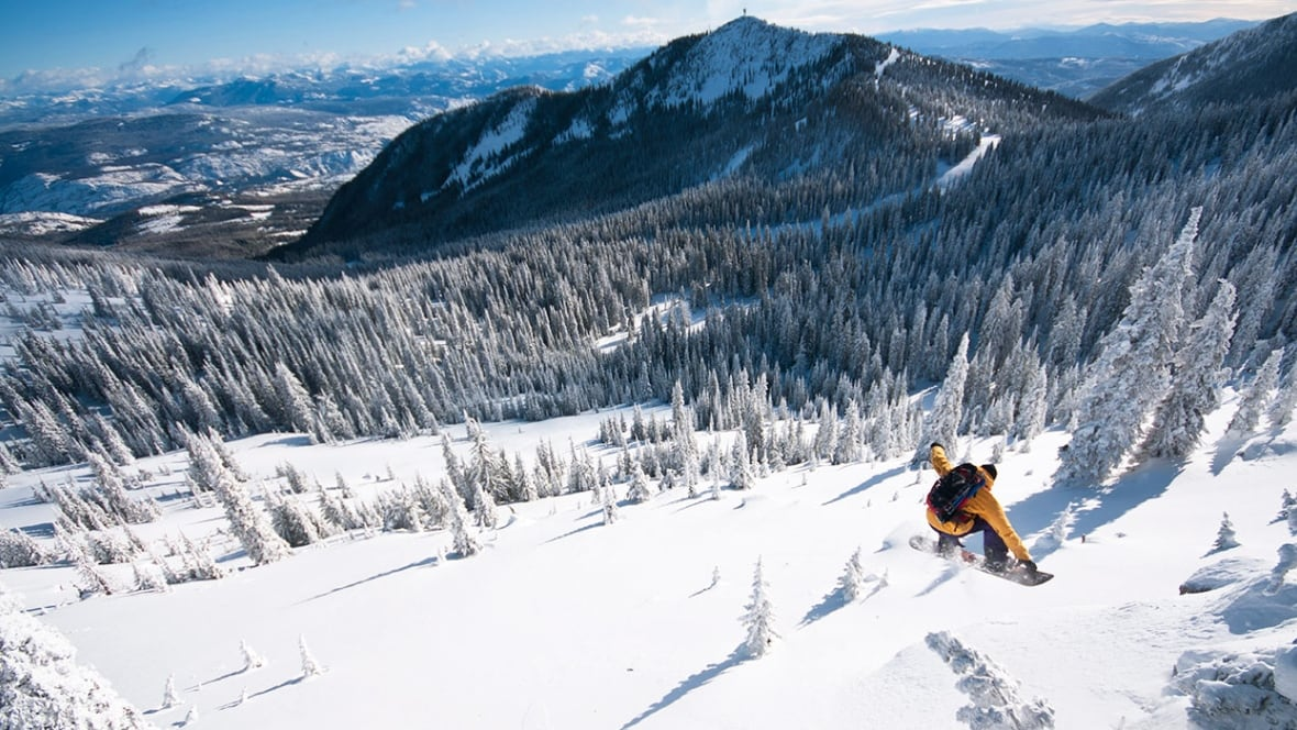 Calgary Snowboarder Found After Night In B C Backcountry Calgary Cbc News