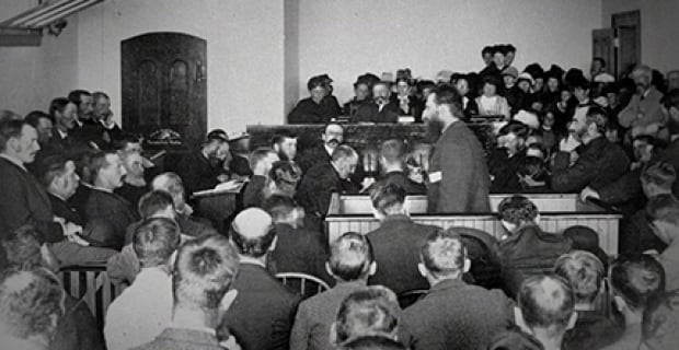 Trial of Louis Riel