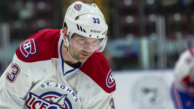 John Scott was traded to the Montreal Canadiens and sent down to the St. John's IceCap,s after being voted by fans into the NHL All-Star game.