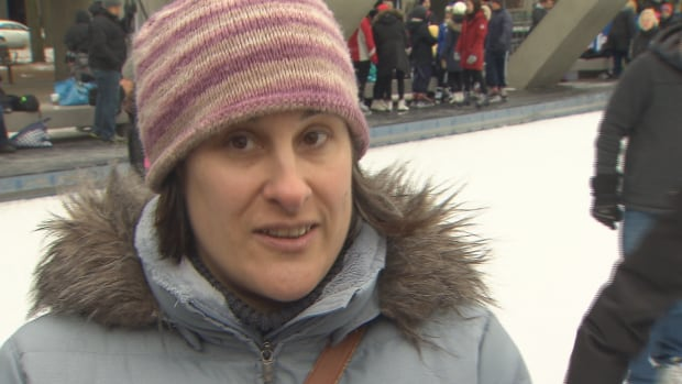 """We skate three times a week, sometimes four, both days on the weekend. If they close the rinks, well there goes our winter activity,"" parent Nancy Wells said Monday."