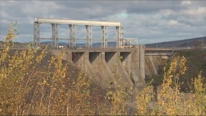 Mactaquac dam