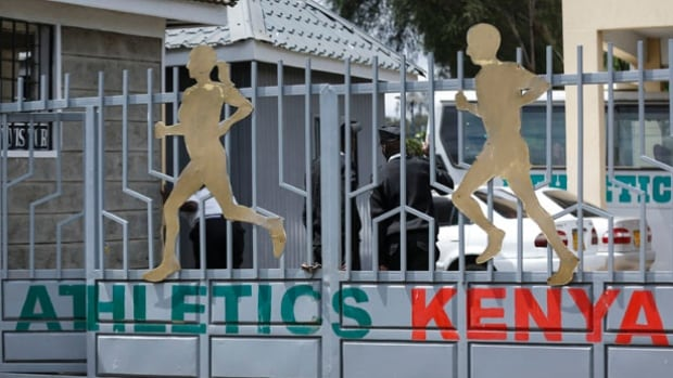 At least 40 Kenyan track and field athletes have failed doping tests since the 2012 London Olympics.