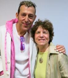 Karim Rashid & Eleanor Wachtel - Wachtel on the Arts