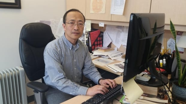 Zhaohui (Jerry) Wang UPEI Manager of Enrolment