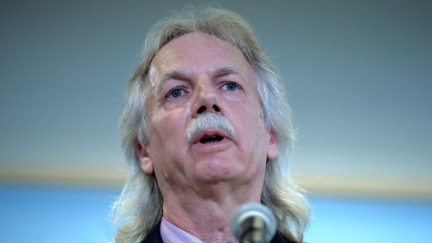 B.C. Teachers' Federation president Jim Iker is calling on the government to boost funding, reduce class sizes, improve class composition and hire more specialists.