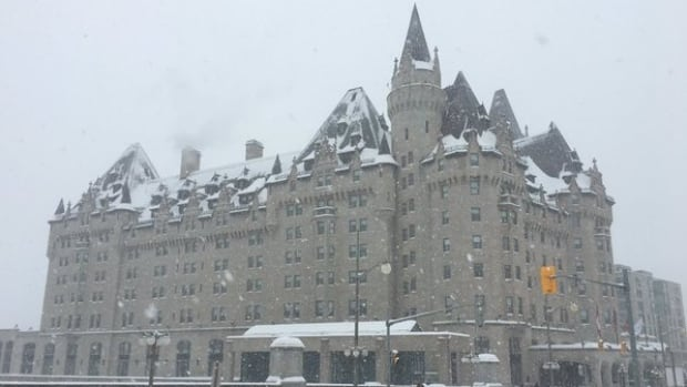 The latest design for a modern addition to the rear of Ottawa's iconic Château Laurier will be submitted to city staff next week.