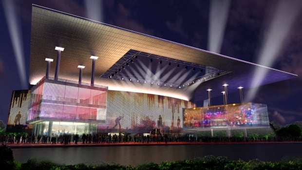 Woodbine Entertainment Group and Trinity Development Group announced Tuesday the companies have signed a memorandum of understanding to develop a 165,000-square foot live entertainment venue near the Woodbine racetrack.