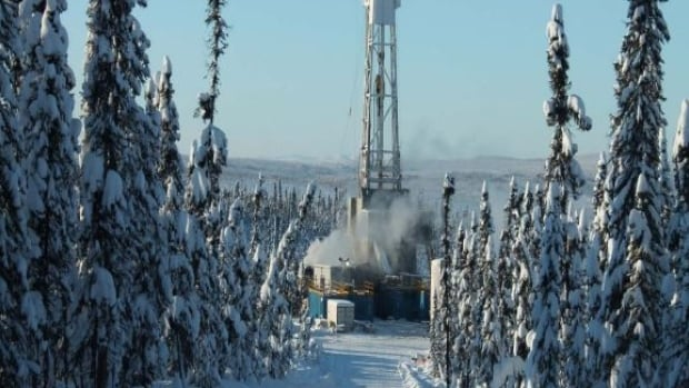 Northern Cross drilled four exploratory wells in the Eagle Plains area of Yukon in 2012/13.