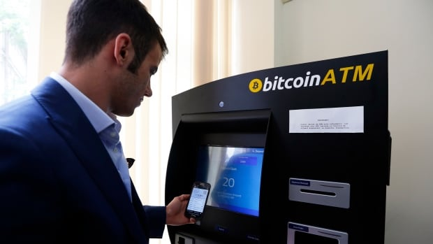 Bitcoin is no longer the shadowy currency used only by criminals and computer geeks. Several cities around the world, including Bucharest, above, have automated teller machines that process bitcoin transactions.