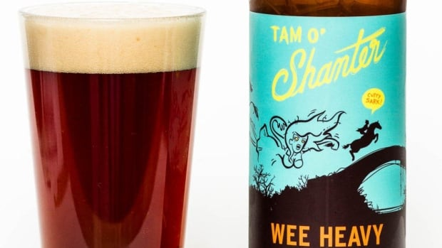 One of Rebecca Whyman's picks this week is Bomber Brewing's Tam O'Shanter Wee Heavy Scotch Ale.