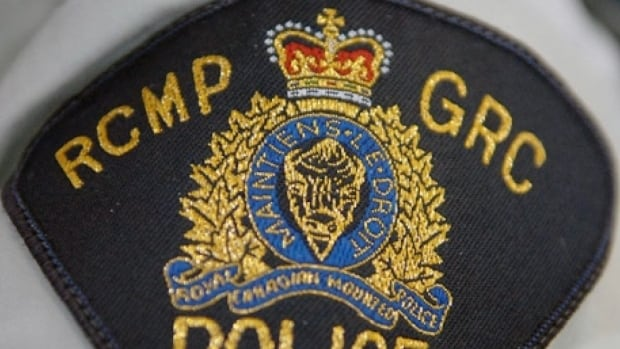 An RCMP officer discharged his weapon at a Honda Civic on Monday, after the car rammed his cruiser.
