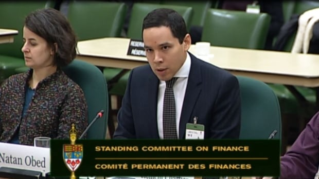 Natan Obed, president of Inuit Tapiriit Kanatami, had a list of recommendations for the federal finance committee in Ottawa during a presentation at Tuesday's pre-budget consultation hearings.