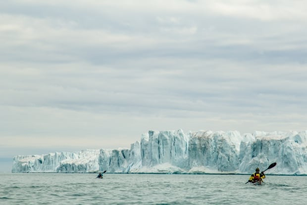 jaime sharp kayak
