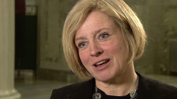 Alberta Premier Rachel Notley has asked a former journalist to review media policies in light of the ban against the Rebel Media.
