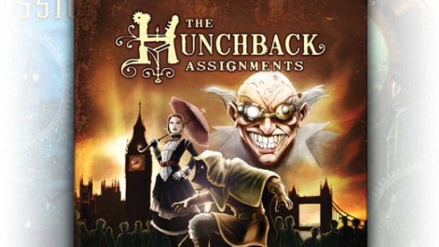 Saskatoon author, Arthur Slade, has landed a movie deal for his book series The Hunchback Assignments.